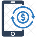 Banking Mobile Transaction Payment Icon