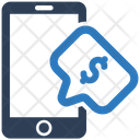 Banking Mobile Online Icon