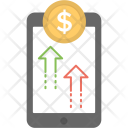 Mobile Transactions Payment Icon