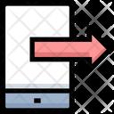 Mobile Transfer Transfer Mobile Icon