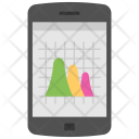 Mobile Graph App Icon