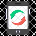 Mobile Refresh Mobile Update Mobile Upgrade Icon