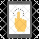 Mobile Usage Icon