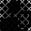Mobile User Icon