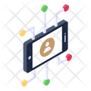 Mobile User User Network User Connections Icon