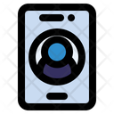 Mobile User Bank Account Account Icon
