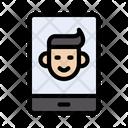 Mobile User Mobile Account Mobile Icon