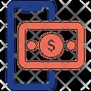 Mobile Value Icon