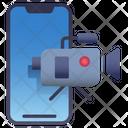 Mobile Vdo Camera Icon