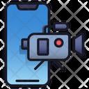 Mobile Vdo Camera Camera Vdo Icon