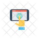 Mobile Version Web Icon