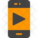 Video Smartphone Phone Icon