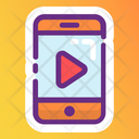 Mobile Video Video Streaming Video App Icon