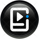 Media Smartphone Video Icon