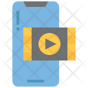 Mobile Video Online Video Video Player Icon