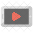 Mobile Video Media Icon