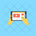Mobile Videos App Icon