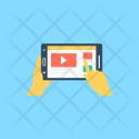 Mobile Videos Icon