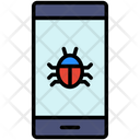 Mobile Virus Mobile Virus Icon