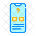 Electronic Voting Color Icon
