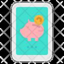 Application Saving Money Icon