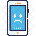 Mobile Warning Icon