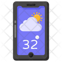 Mobile Weather Icon
