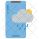 Mobile Weather App Online Weather Online Weather Forecast Icon