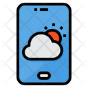 Weather Smartphone Meteorology Icon