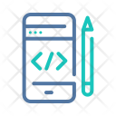 Programming Script Algorithm Icon