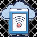 Cloud Connection Cloud Wifi Mobile Wifi Icon