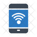 Wifi Hotspot Mobile Icon