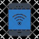 Wifi Hotspot Signal Icon