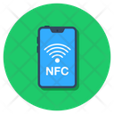 Mobile Wifi Mobile Internet Connected Mobile Icon