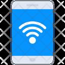 Mobile Wifi Mobile Internet Broadband Network Icon