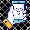 Mobile Wifi Icon