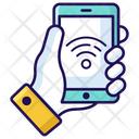 Mobile Wifi Mobile Internet Mobile Connection Icon