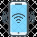 Phone Mobile Wifi Icon