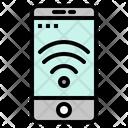 Wifi Hotsport Mobile Icon