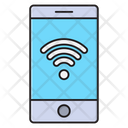 Mobile Wifi Internet Icon