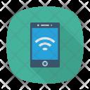 Mobile Hotspot Signal Icon