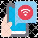 Mobile Wifi Wifi App Icon