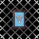 Mobile Wifi Wifi Wireless Icon