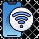 Mobile Wifi Mobile Internet Icon