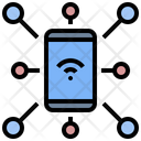 Mobile Wifi Device Connection Icon