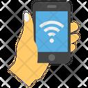 Mobile Wifi Mobile Internet Mobile Network Icon