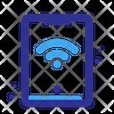 Internet Mobile Signals Icon
