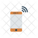 Mobile Phone Wireless Icon