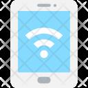 Mobile Wifi Signals Icon