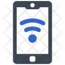 Mobile Wi Fi Network Icon